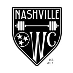 Nashville Weightlifting Club - Badge Logo